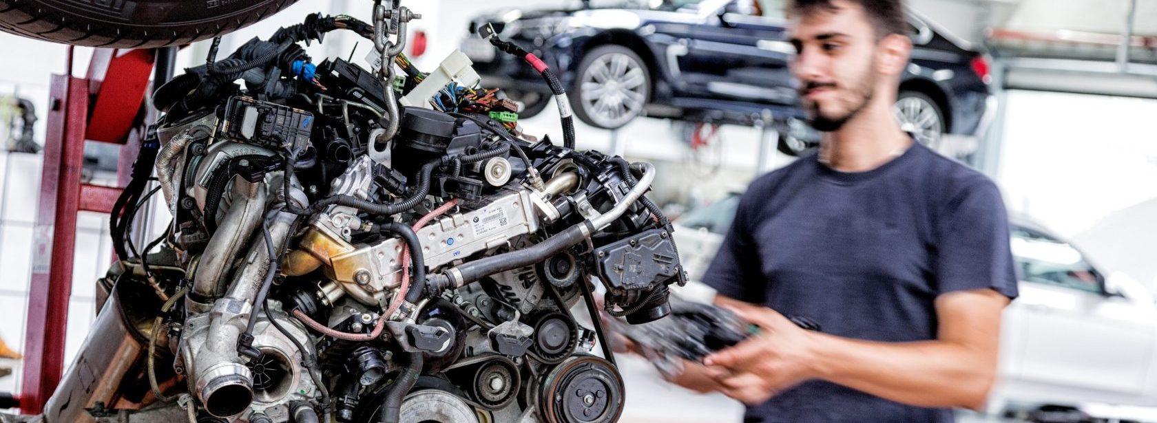 BMW Werkstätte Service