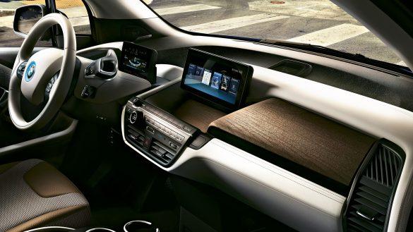 BMW i3 Technologien
