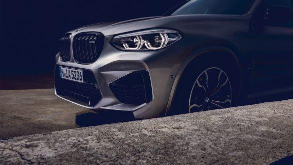 BMW X3 M High-Performance M TwinPower Turbo 6-Zylinder Benzinmotor