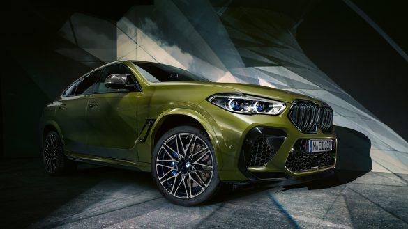 Designsprache BMW X6 M