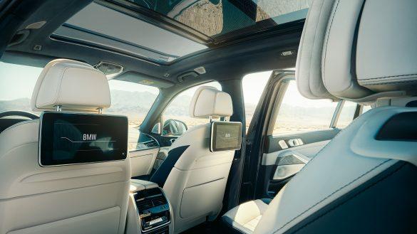 BMW X7 Interieur