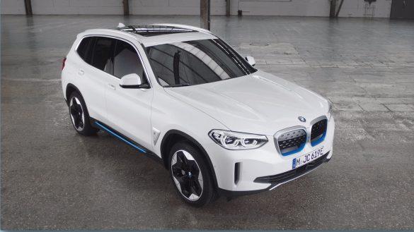 BMW iX3 Exterieur