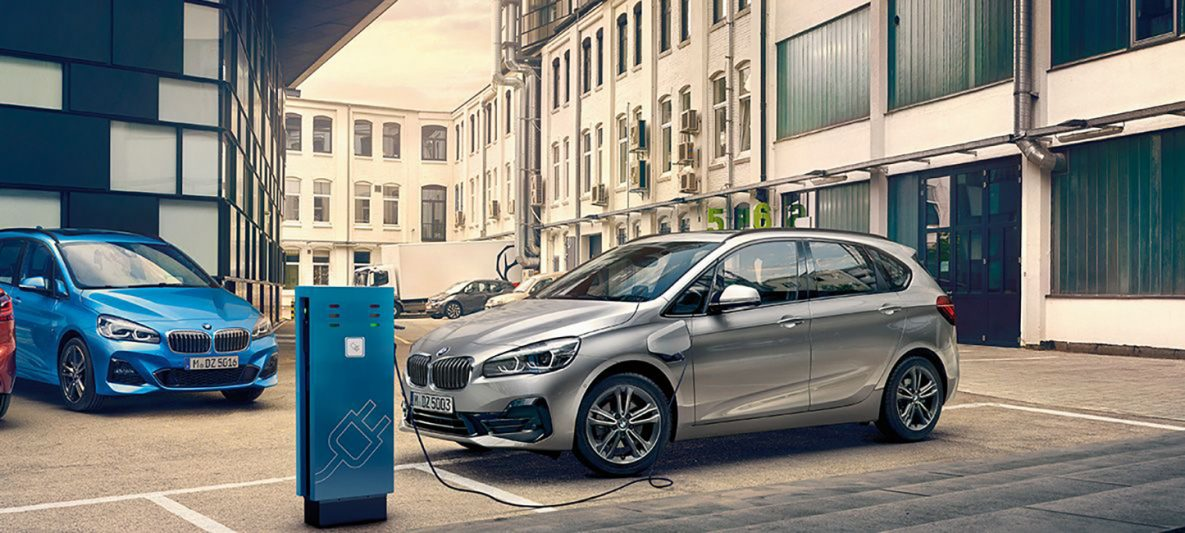 BMW 2er Active Tourer Plug-In Hybrid