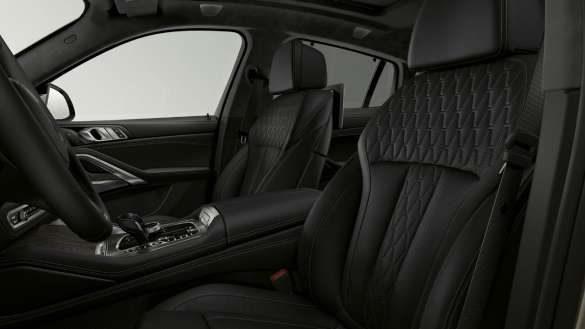 BMW X6 Sportsitze