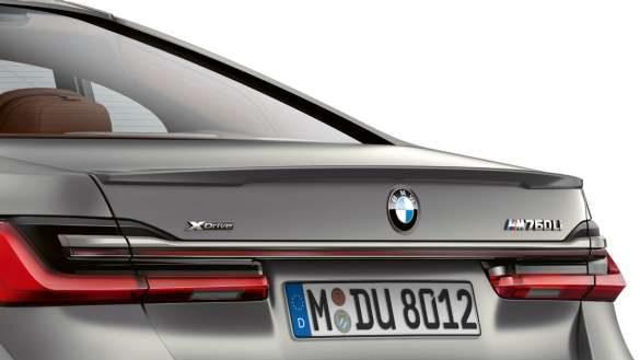 BMW M760Li xDrive M Heckspoiler