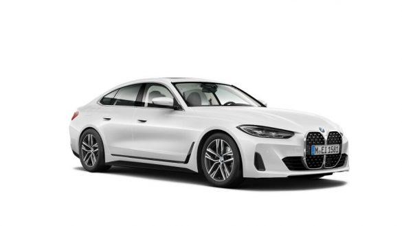 BMW 4er Gran Coupé 420i