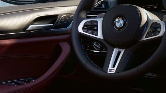 BMW X4 G02 Galvanikapplikation 2021